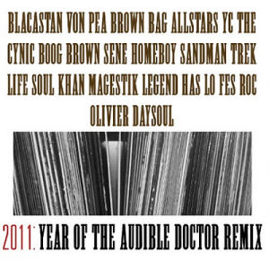 [2011: Year of the Audible Doctor Remix]