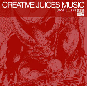 [Creative Juices Music Sampler #1]