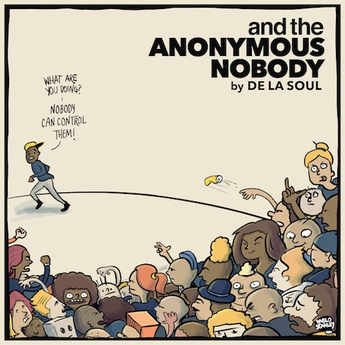 [and the Anonymous Nobody]