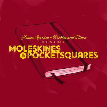 [Moleskines and Pocket Squares]