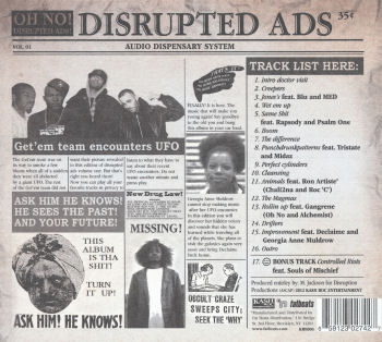 [Disrupted Ads]