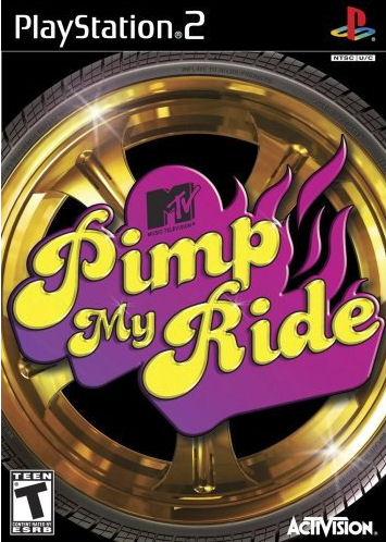 [MTV's Pimp My Ride]