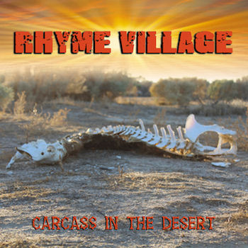 [Carcass in the Desert]