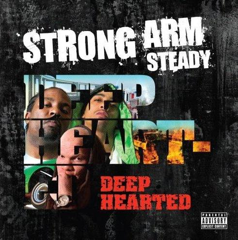 (Underground Hip-Hop/West Coast Rap) Strong Arm Steady - Official Discography [3 Albums - 2007-2010], MP3 (tracks), 320 kbps