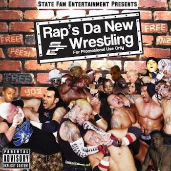 [Rap's Da New Wrestling]