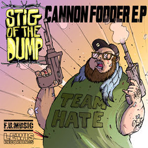 [Cannon Fodder EP]