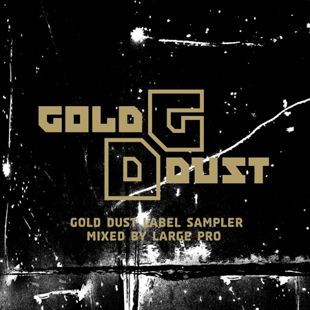Gold Dust Sampler