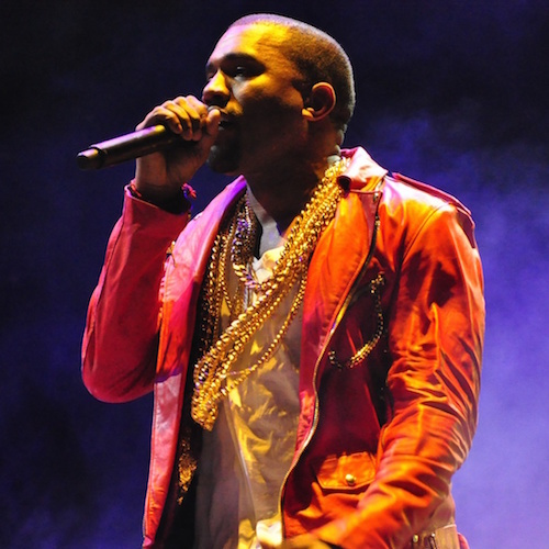 [Kanye West courtesy Wikimedia Commons]