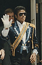 Michael Jackson in 1984 - source: Wikipedia