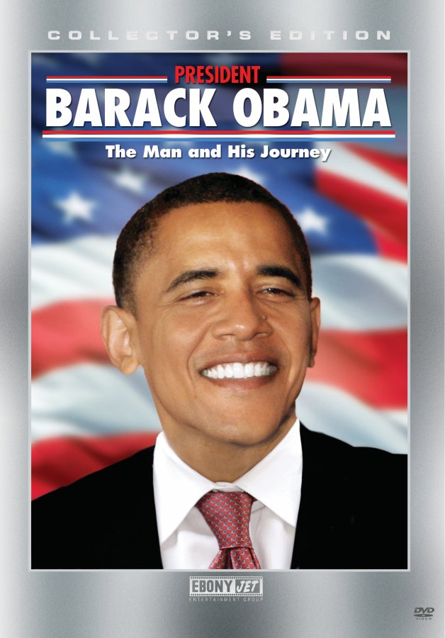 President Barack Obama: The Man and His Journey DVD