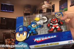 Cut Man and Mega Man