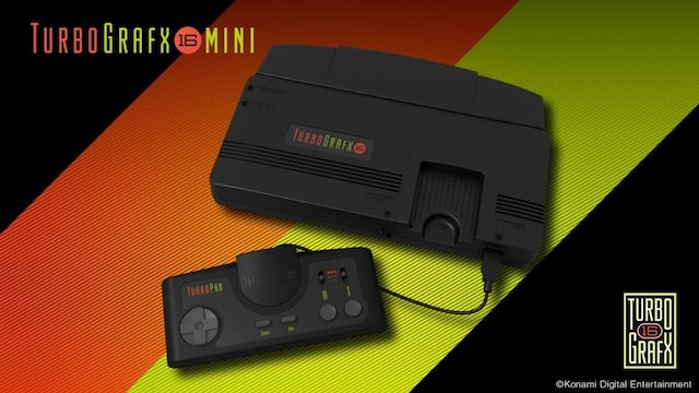 TurboGrafx Mini