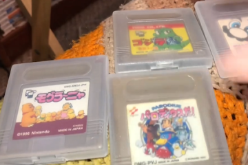 Japanese GameBoy games
