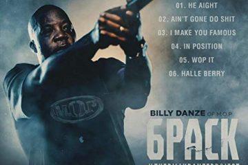 Billy Danze - 6 Pack