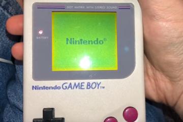 GameBoy DMG-001