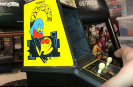 Pac-Man Tabletop