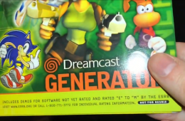 Dreamcast Pack-In