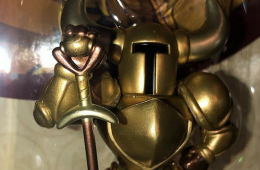Gold Shovel Knight