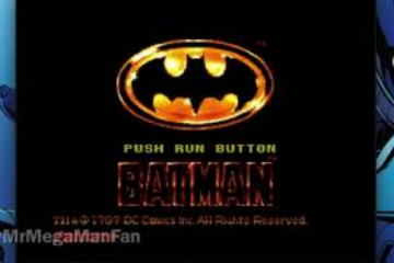 Batman for PC Engine