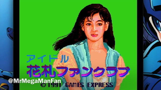Idol Hanafuda Fan Club